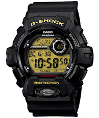 Casio G-Shock : GA-200RG-1A