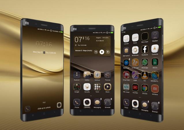 Tema Xiaomi MIUI 8 / MIUI 9 Terbaik - Huawei