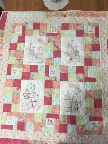 Quilt Cinderberry Stitches