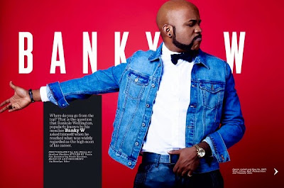 One day i will figure it out then settle down - Banky W