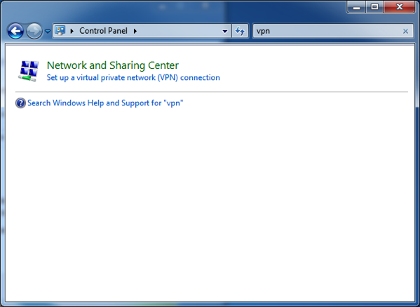 Windows  network  sharing