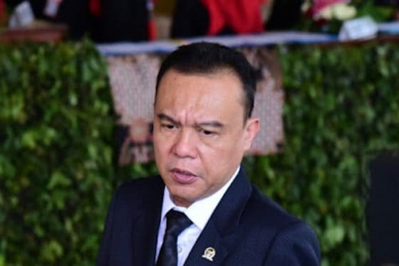 DPR Belum Terima Surat dari Jokowi Soal Calon Panglima TNI