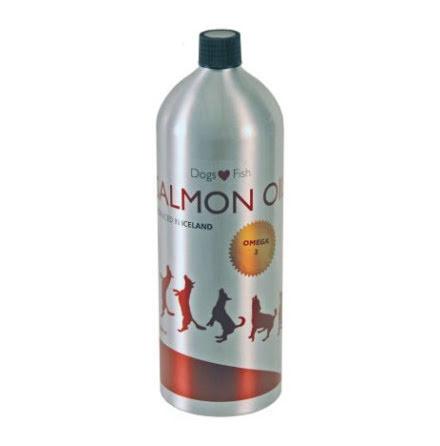 Laxolja med Omega 3 1000 ml