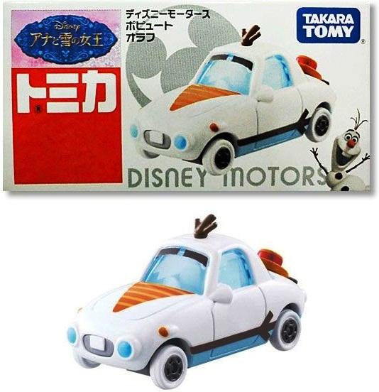 Đồ chơi Mô hình Tomica Disney Motors của hãng Takara Tomy Nhật Bản