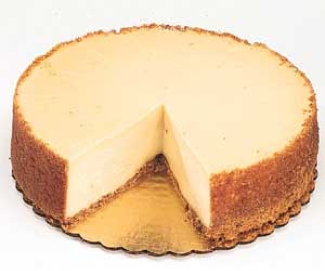 new york style cheesecake recipe yummly new york style cheesecake ...