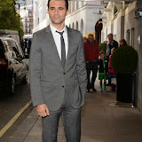 WWW.ENTSIMAGES.COM -   Darius Campbell at          BBC Children in Need Gala Lunch at The Savoy, Strand, London                                               Photo Mobis Photos/OIC 0203 174 1069