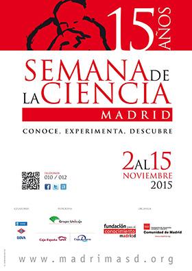 La Semana de la Ciencia 2015, hasta el 15 de noviembre, en 40 municipios de la región