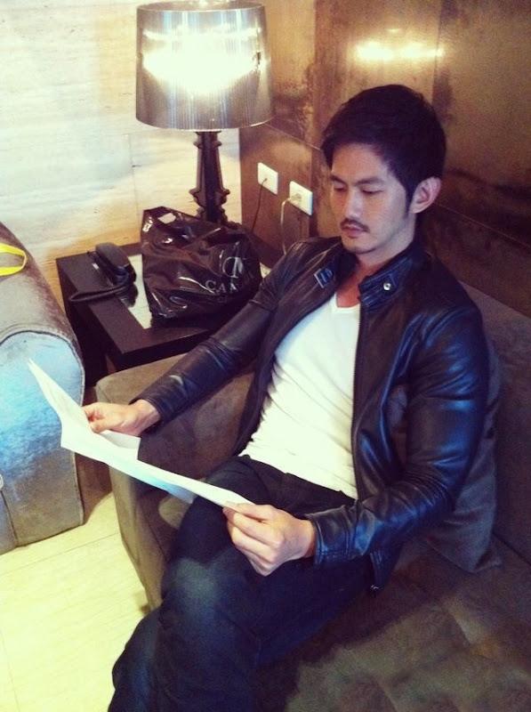 Huang Huaichen China Actor