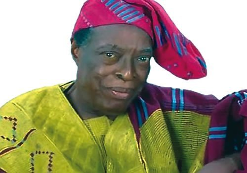 Nollywood Popular Veteran Actor, Adebayo Faleti Is dead