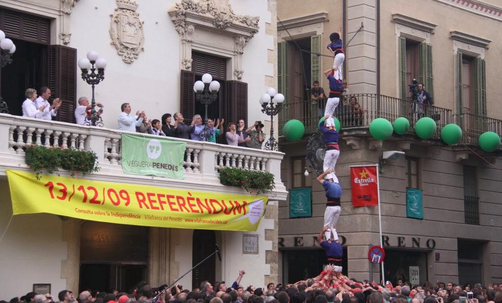 Actuació a Vilafranca 1-11-2009 - 20091101_275_Pd6c_CdM_Vilafranca_Diada_Tots_Sants.JPG