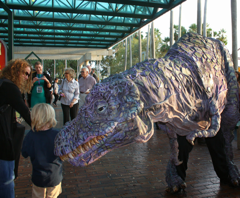 T-Rex Dinosaur Zoo