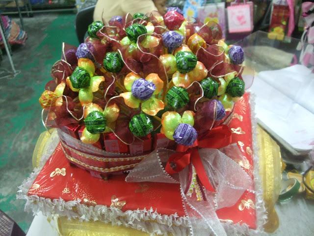 Gubahan Manisan Jelly Sumi Snack And Gula