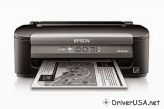 download Epson WorkForce WF-M1030 Monochrome Inkjet printer's driver