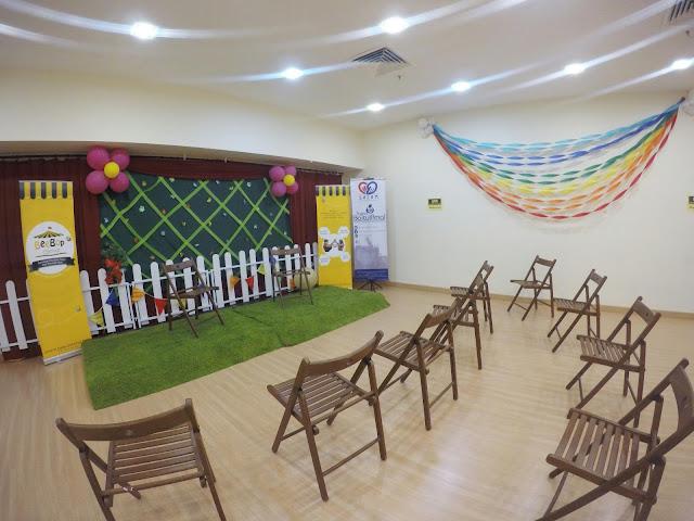 BeeBop Circus, The School, Jaya One Petaling Jaya Selangor |Tempat Bermain Sambil Belajar Untuk Anak Yang Harus Dikunjungi