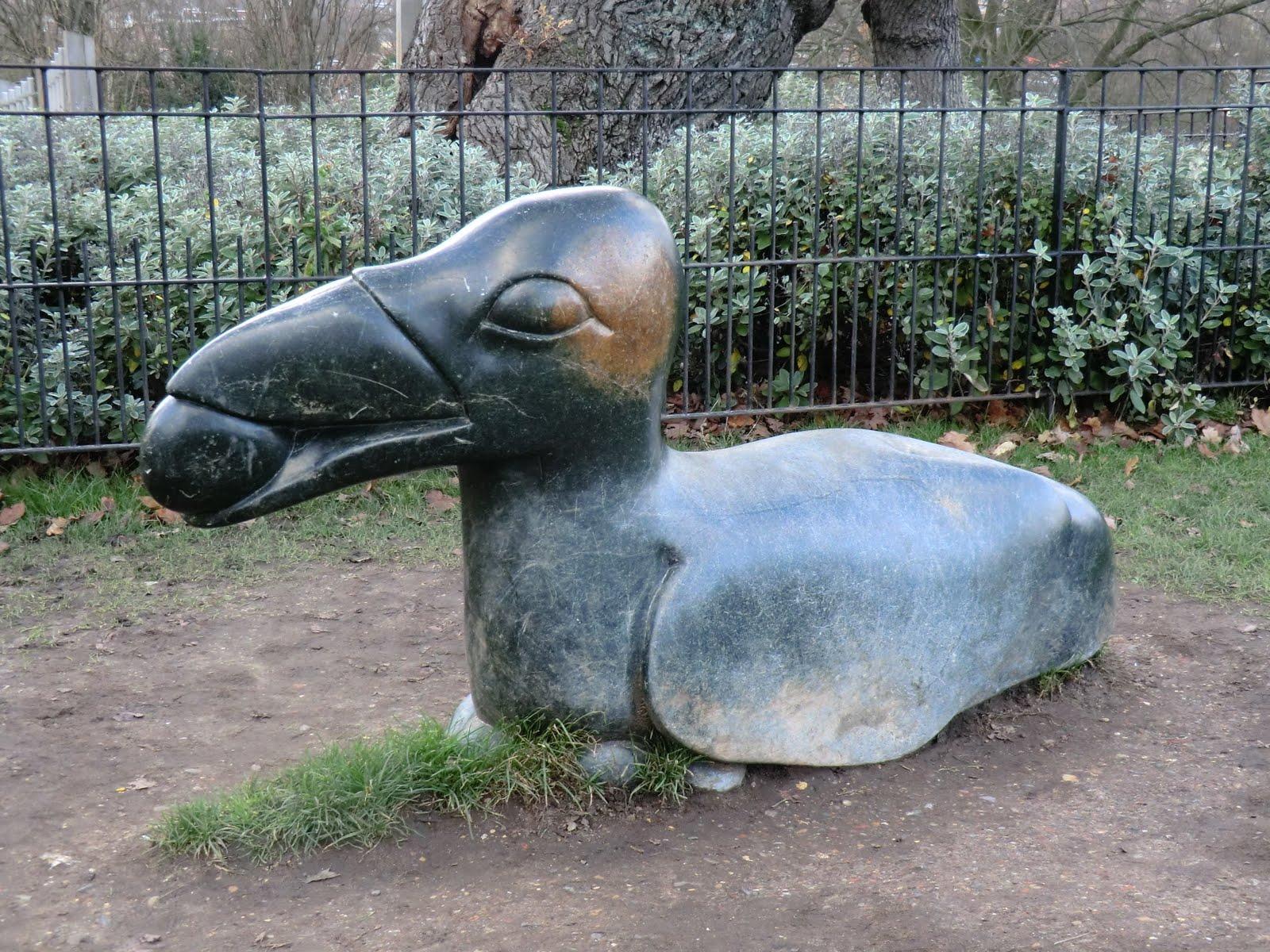 CIMG6348 Sculpture, Horniman Gardens