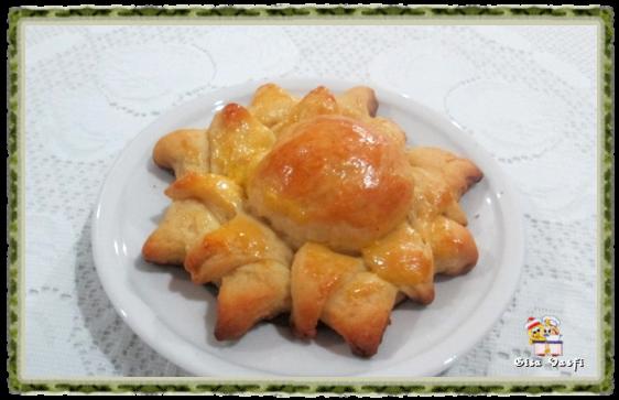 Pão licoroso de laranja 11