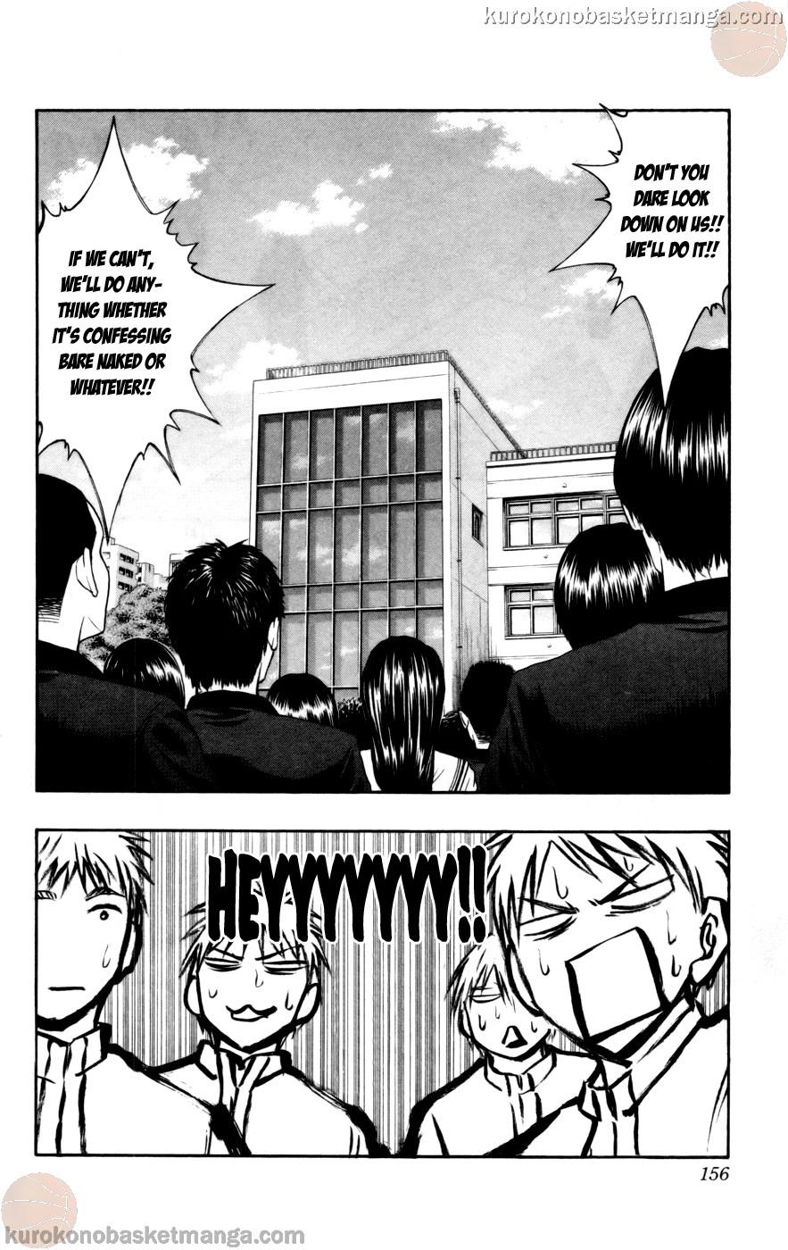 Kuroko no Basket Manga Chapter 97 - Image 10