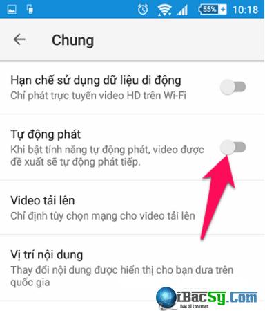 Hướng dẫn cài đặt tự động tắt video khi xem hết video trên Youtube + Hình 9
