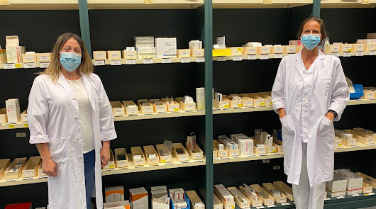 La Unidad de Farmacia del Poniente, finalista en los galardones BIC