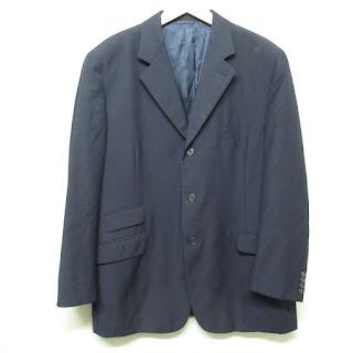 Hermès 3-Button Blazer
