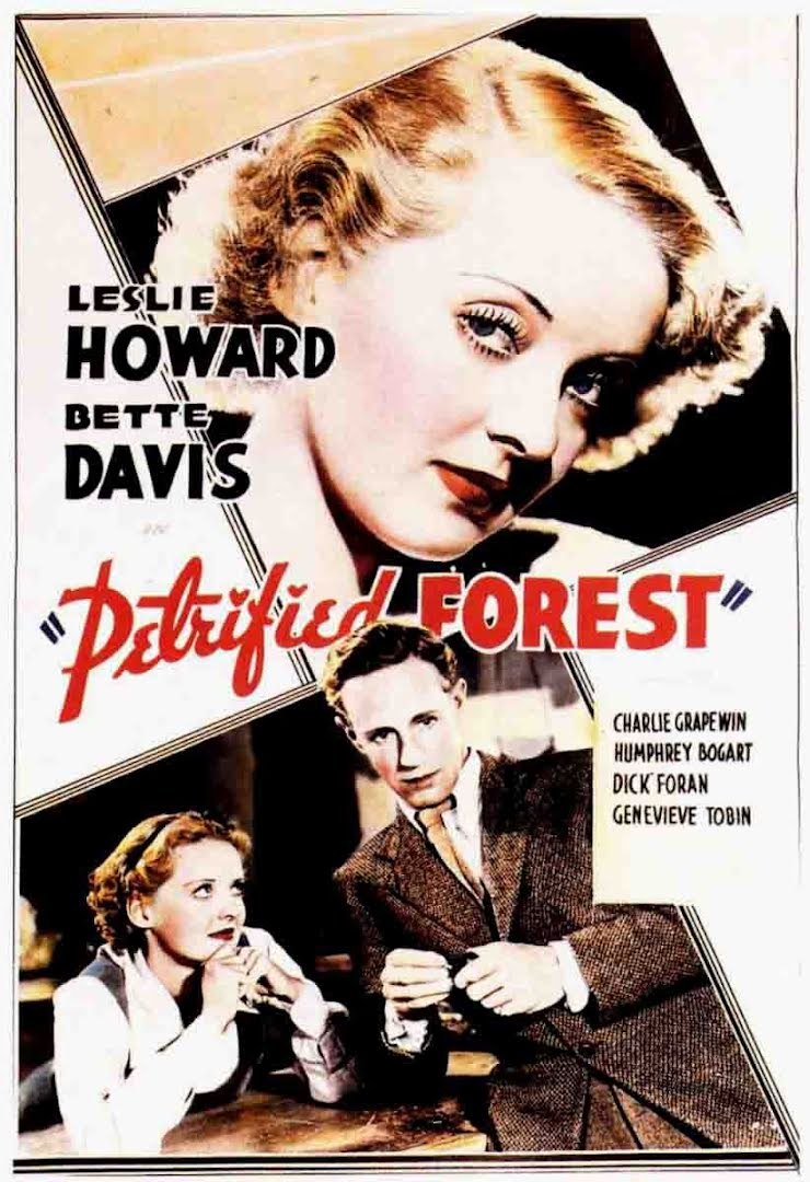 El bosque petrificado - The Petrified Forest (1936)