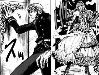 Le Chevalier D'Eon Manga