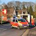 Zusammenstoß zwischen Auto und Fahrrad in Jülich