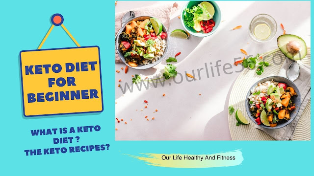 Keto Diet For Beginners And Keto Recipes