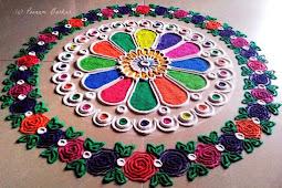 Rangoli Competition | ಹೃದಯವಾಹಿನಿಯಿಂದ ಡಿಸೆಂಬರ್ನಲ್ಲಿ ರಂಗೋಲಿ ಸ್ಪರ್ಧೆ - ಉಚಿತ ಪ್ರವೇಶ