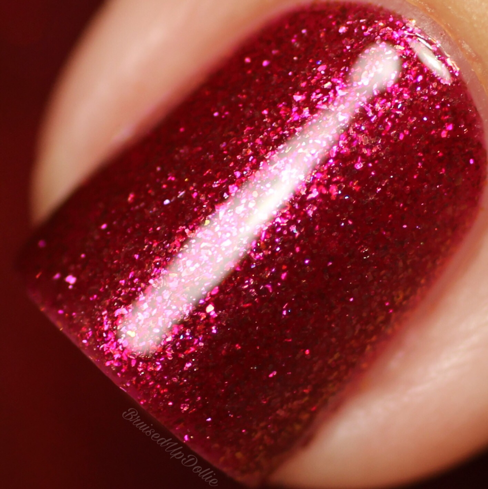 Top Shelf Lacquer Bloodhound Mary