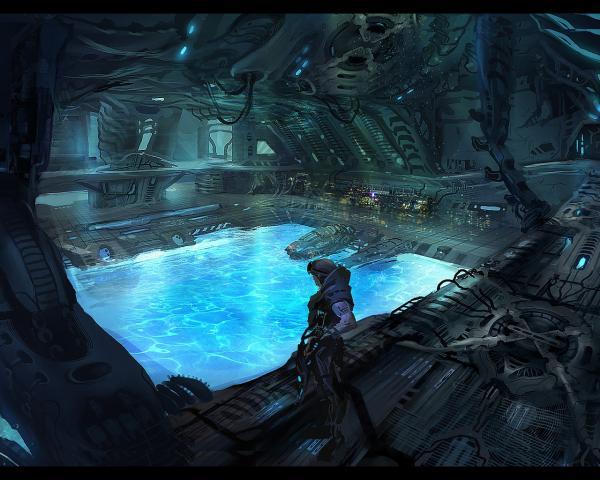 Horror Territory Of Nightmare, Fantasy Scenes 2