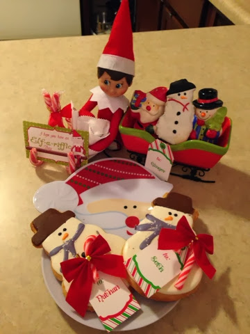 Mommy Planet plan it, save it, share it...: Buddy our Elf On The Shelf