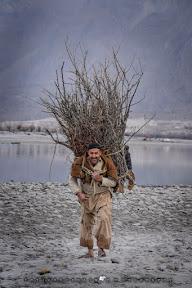 People of Skardu, Pakistan
