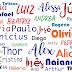 Bahia: nomes de bebês mais utilizados na década