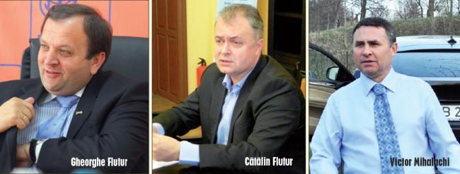 """Până în vara anului 2012, nordul Moldovei era controlat de două familii influente la nivelul Partidului Democrat Liberal. Judeţul Suceava şi municipiul Botoşani, pe de o parte, erau conduse de fraţii Gheorghe şi Cătălin Flutur, în calitate de preşedinte de consiliu judeţean, respectiv de primar.  Pe de altă parte, municipiul Piatra-Neamţ s-a aflat sub talpa unui alt fost democrat-liberal, Gheorghe Ştefan, zis """"Pinalti"""". La Bucureşti, un alt fost lider PDL, de la Vrancea, Jean Vraciu, a ocupat, pentru o perioadă, funcţia de preşedinte al Agenţiei Naţionale pentru Locuinţe, din cadrul ministerului condus de Elena Udrea.  Această filieră a reprezentat, ani de zile, un adevărat robinet prin care contractele de construcţie de locuinţe ANL din cele patru judeţe au fost făcute """"cadou"""" unor firme de partid, controlate de omul de afaceri botoşănean Victor Mihalachi, devenit şi el, în 2011, membru cu acte al fostului partid de guvernare.  Jurnalul Naţional prezintă reţeaua de interese care a gravitat în jurul Agenţiei Naţionale pentru Locuinţe în zona Moldovei, în special în fieful controlat, până în 2012, de fraţii Gheorghe şi Cătălin Flutur, dar şi de Gheorghe Ştefan, zis """"Pinalti"""".  Monopolul firmelor patronului FCM Dorohoi Victor Mihalachi este un prosper om de afaceri din nordul Moldovei. Potrivit Oficiului Naţional al Registrului Comerţului (ONRC), acesta controlează clubul de fotbal FCM Dorohoi, dar deţine sau a deţinut mai multe societăţi comerciale abonate la contractele pe bani publici. Una dintre aceste societăţi comerciale se numeşte Consproiect M SRL, firmă din acţionariatul căreia fac parte fraţii Victor şi Radu Mihalachi, precum şi soţia lui Victor, Luminiţa Mioara Mihalachi. Victor Mihalachi este acţionar, însă, în firma Victor Construct SRL, societate care deţine, de asemenea, acţiuni în SC Victor L.D.C. Imobiliare SRL şi la SC Cateris Trans SRL. Omul de afaceri Mihalachi deţine recordul contractelor încheiate cu ANL, pe vremea guvernării PDL, pentru construc"""