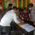 Deklarasi Damai dan Tolak Politik Uang Calon Kepala Desa pada Pilkades Serentak