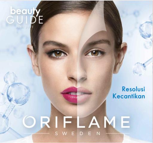 Katalog Oriflame - Juni 2021