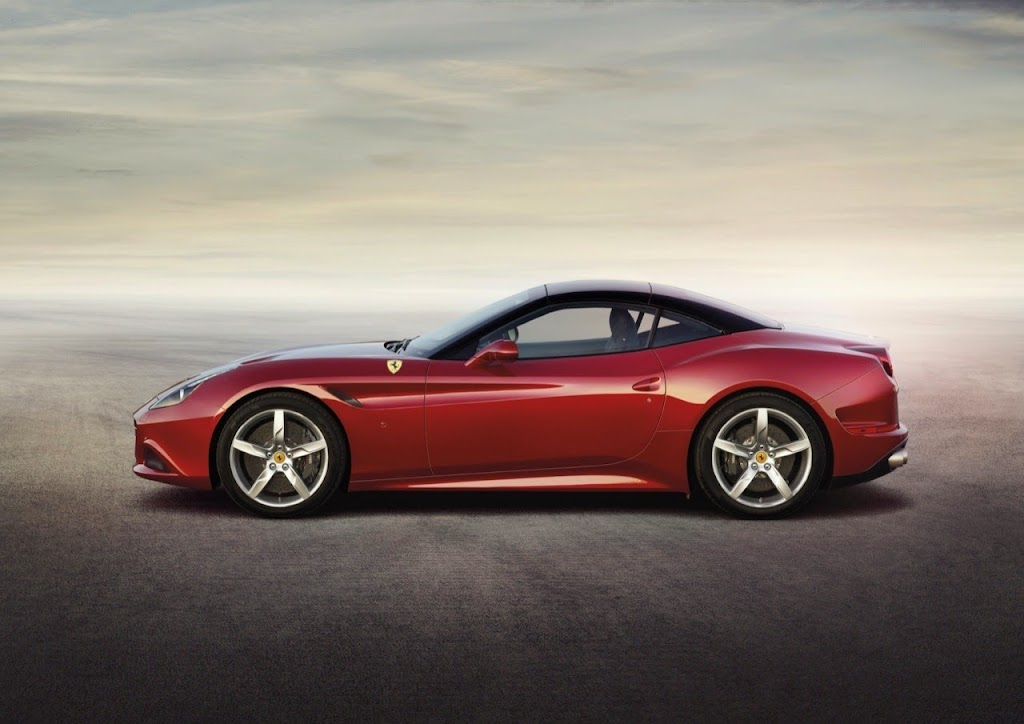 Ferrari California T Turbo 1