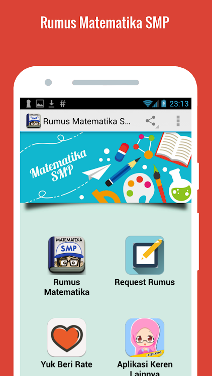 Rumus Matematika Smp Lengkap Android Apps Appagg