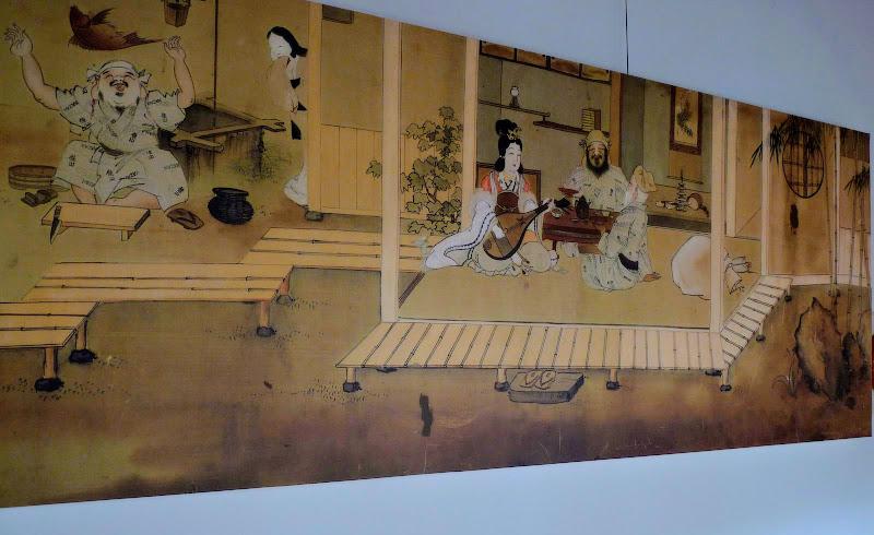 TAIWAN.Taipei .Maison japonaise vers Beitou et Musée National de Taipei à côté du Peace park - P1060322.JPG