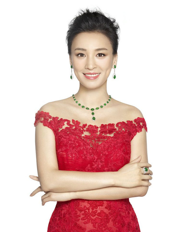 Zhang Ting China Actor