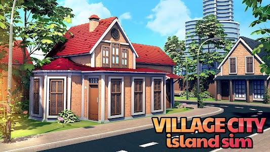Village City - Island Simulation 1.9.6 (Mod Money)
