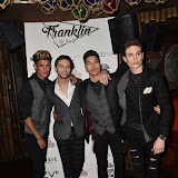 OIC - ENTSIMAGES.COM - Franklin Lake Band at the  Franklin Lake - single launch party in London 1st March 2016 Photo Mobis Photos/OIC 0203 174 1069