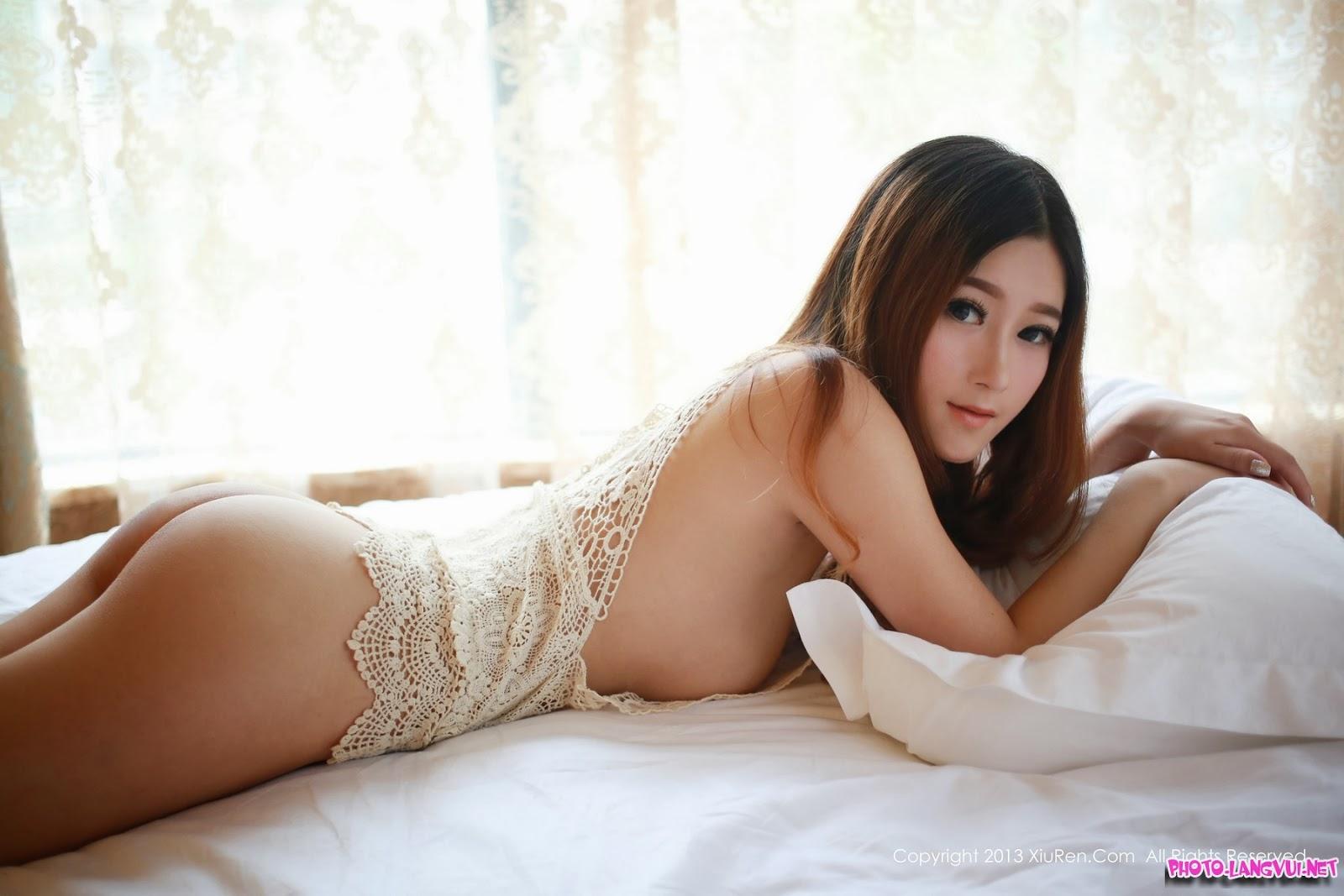 XiuRen sexy model
