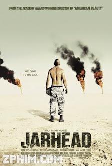 Lính Thủy Đánh Bộ - Jarhead (2005) Poster