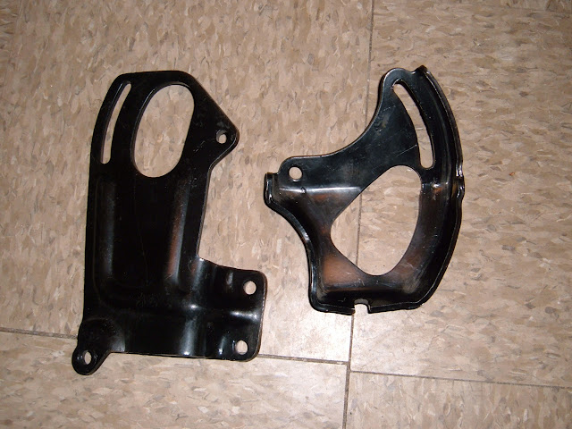 1959-63 PS brackets, top mount, call with your needs and prices.