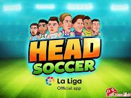 Tải Head soccer la liga apk mod, Cú sút cừ khôi với những trái bóng điêu luyện
