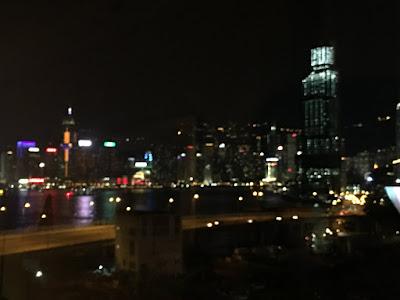 香港出張記録