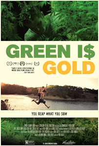 Green is Gold Poster