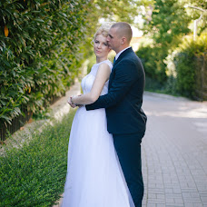 Wedding photographer Kseniya Pristalova (kseniamif). Photo of 08.05.2018